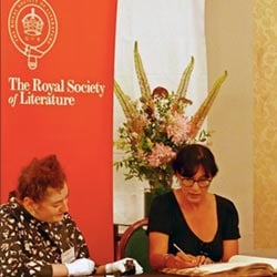 Polly Samson Royal Society Literature RSL 2018