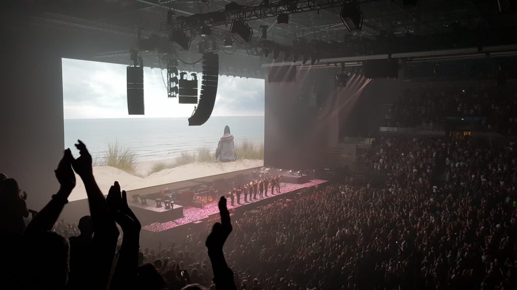 Roger Waters Tour Liverpool Touring Band