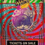 Nick Mason Saucerful of Secrets Tour 2019 (1)