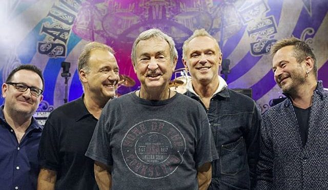 Nick Mason Tour : USA & Canada Dates Announced