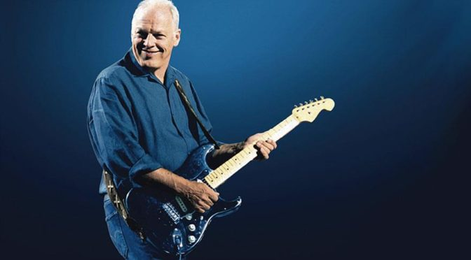 David Gilmour 120+ guitars available at auction sale