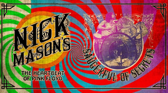 Nick Mason to Commence 2019 Tour – See Photos and Video