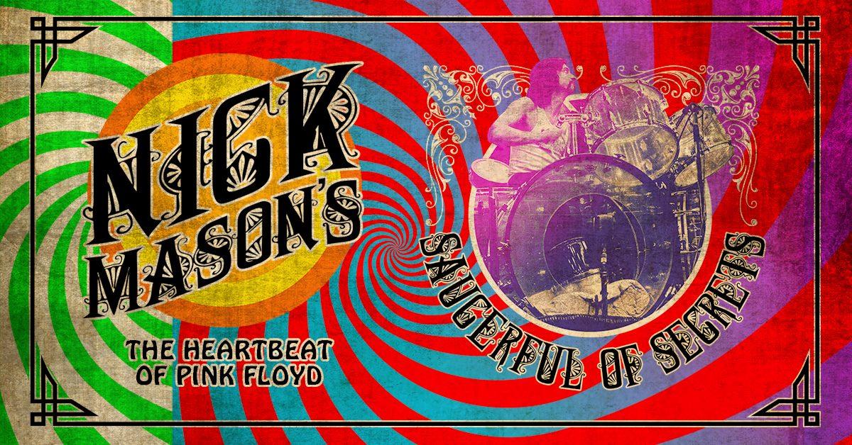 Nick Mason Tour 2019 Header Heartbeat