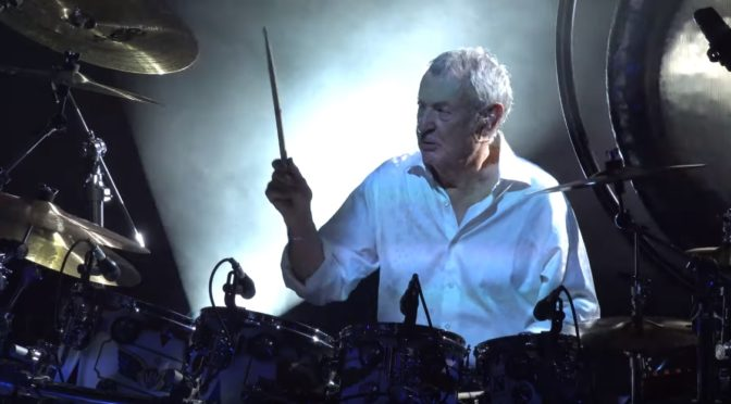 Watch Nick Mason Concert Videos from 2019 Saucerful of Secrets Tour