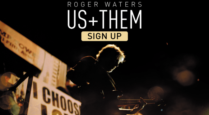 Roger Waters Us & Them Film Out Oct on 2 Dates