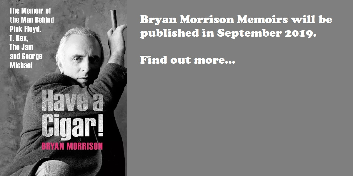 Bryan Morrison Book 2019