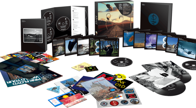 Massive Boxset Pink Floyd The Later Years 1987-2019 Out in November