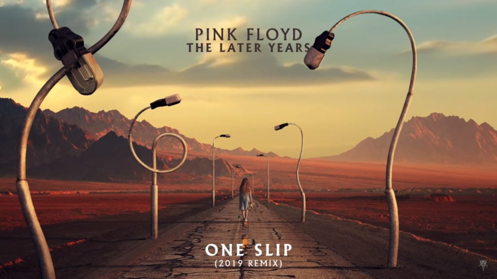 Pink Floyd Later Years Box Set - One Slip
