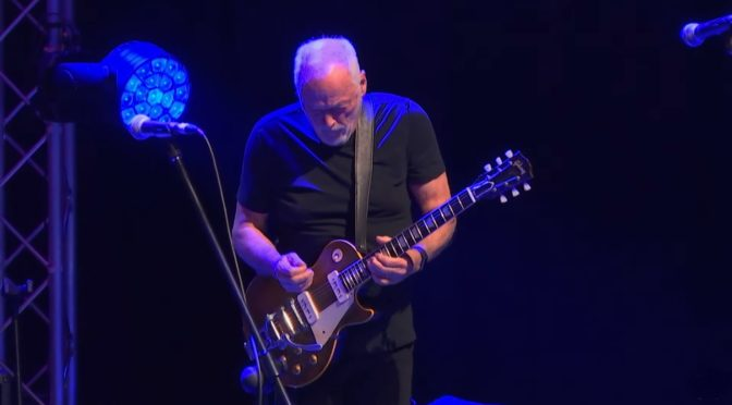 Watch David Gilmour with The Pretty Things