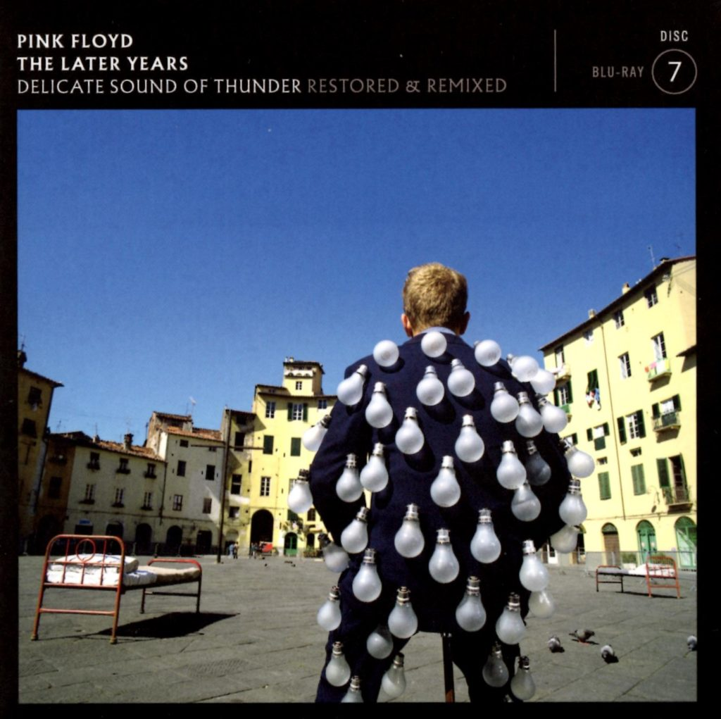 Pink Floyd - Later Years - Disc 7 - Delicate Sound of Thunder [Restored and Remixed]