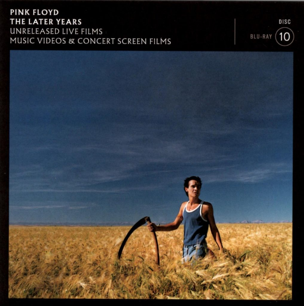 Pink Floyd Later Years - Disc 10 - Unreleased Live Films, Music Videos, Concert Screen FIlms