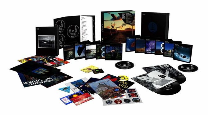 Review: Pink Floyd Later Years 1987-2019 Box set