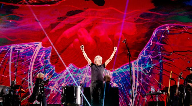 Roger Waters Us + Them Movie Streaming and DVD