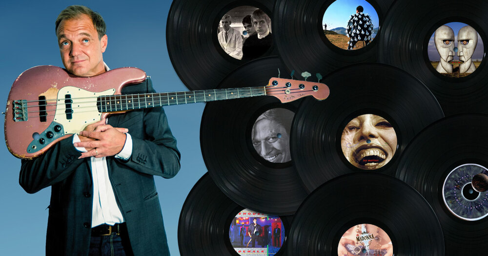 Guy Pratt Interview with Vinyl Guide