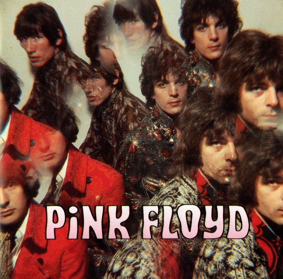 1967 Pink Floyd Piper at the Gates of Dawn - Front Cover
