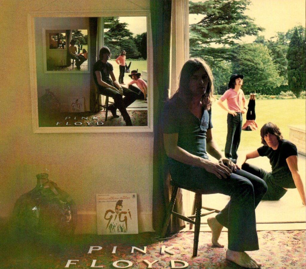 1969 Pink Floyd Ummagumma - Front Cover