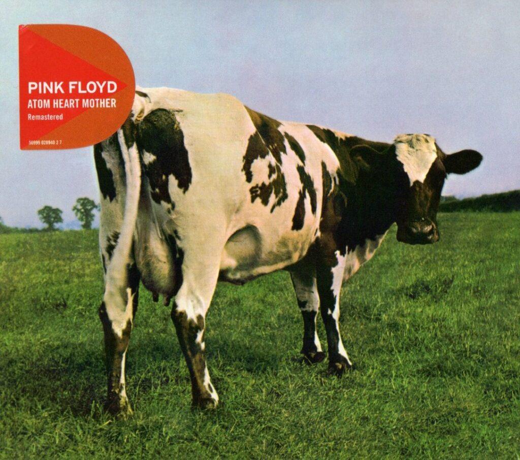 1970 Pink Floyd Atom Heart Mother