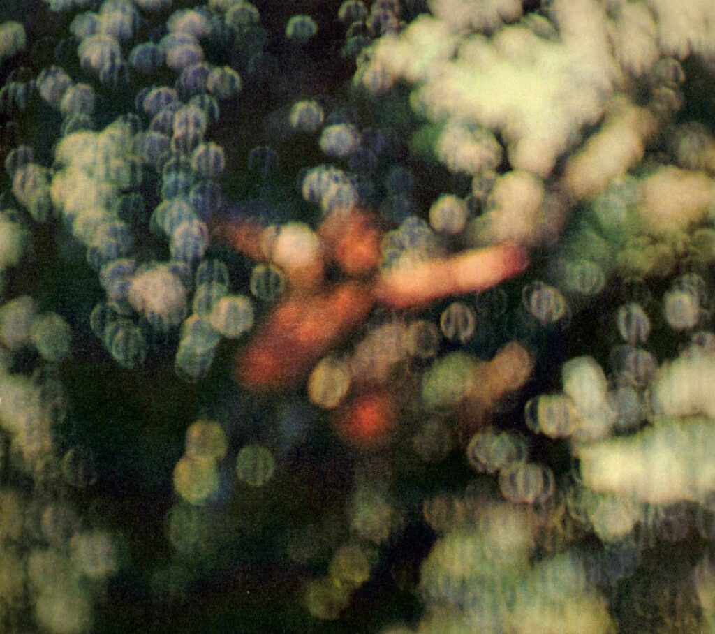 1972 Pink Floyd Obscured by Clouds - Front Cover