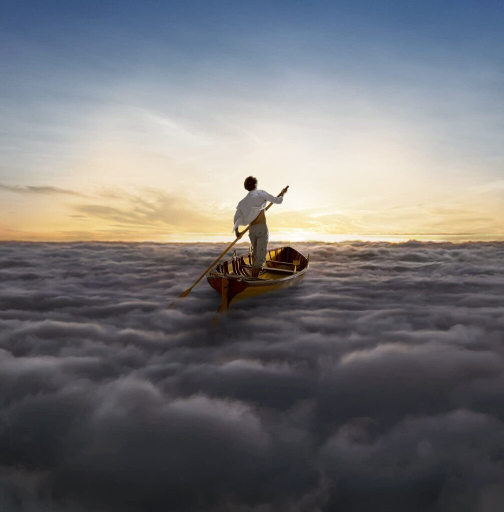 2014 Pink Floyd The Endless River - Front Cover