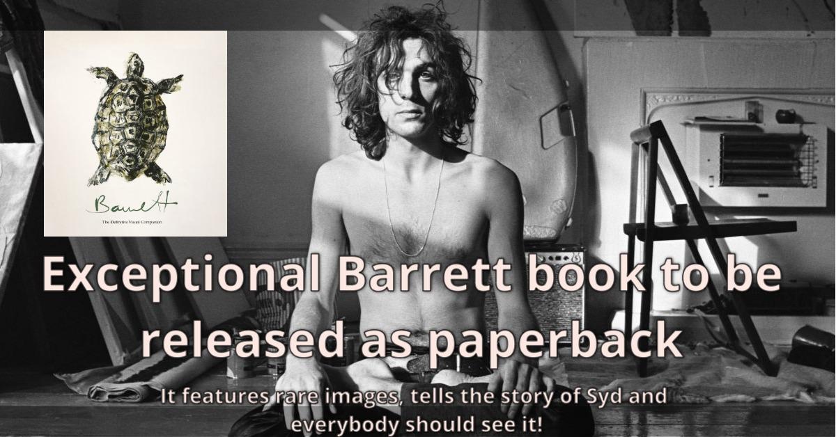 Barrett Book Paperback 2020