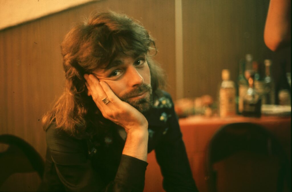 Richard Wright, Probably Dark Side of the Moon Tour, 1973