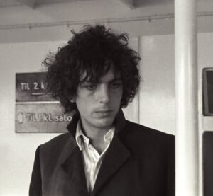 1967 Syd Barrett on Ferry to Star Club Amsterdam