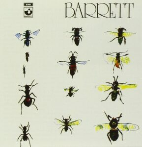 Barrett Album 1970 by Syd Barrett