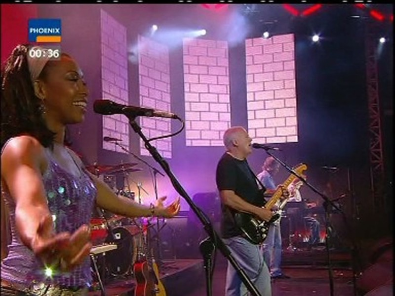 2005-07-02 Pink Floyd Live 8 - Concert Photos