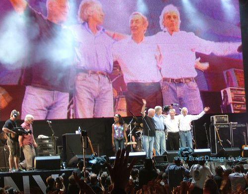 2005-07-02 Pink Floyd Live 8 - End of Live 8 The Hug