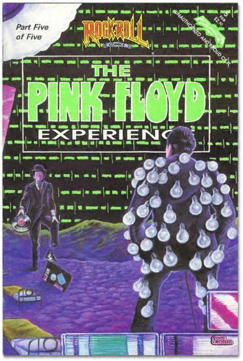 Misc Pink Floyd Tour Programme Scans