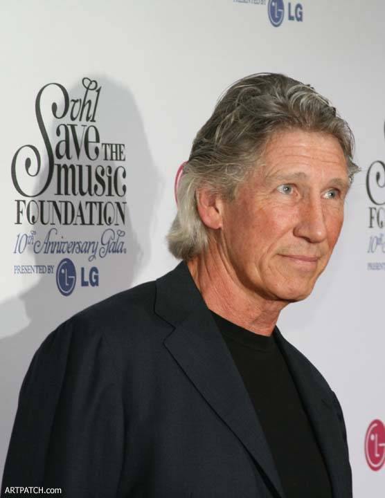Roger Waters VH1 Save the Music 2007