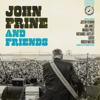 John Prine and Friends : Newport Festival