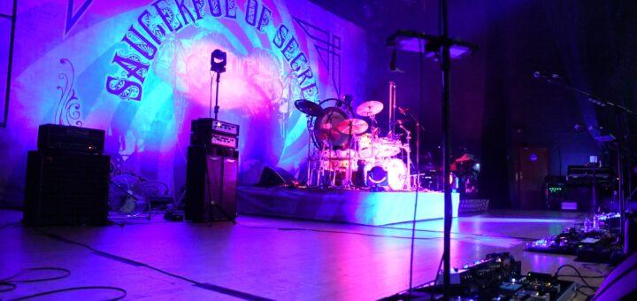 Nick Mason Sauverful of Secrets Tour News