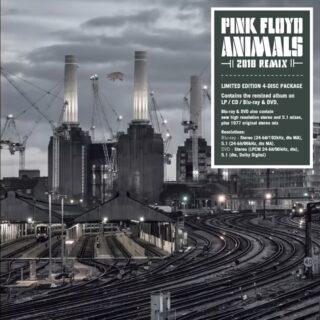 Pink Floyd Animals 5.1 Remix 2018