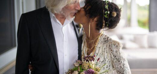 Roger Waters Wedding 2021 2