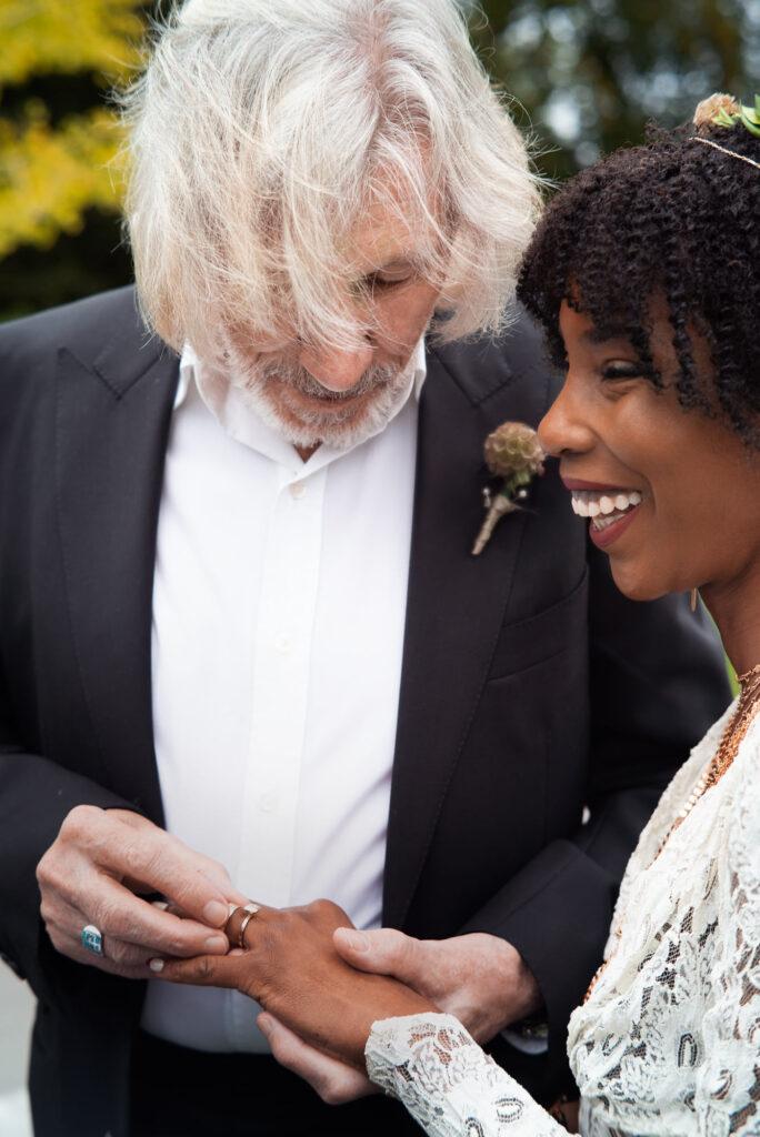 Roger Waters Wedding 2021 4