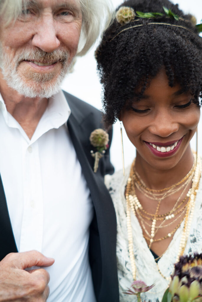 Roger Waters Wedding 2021 5