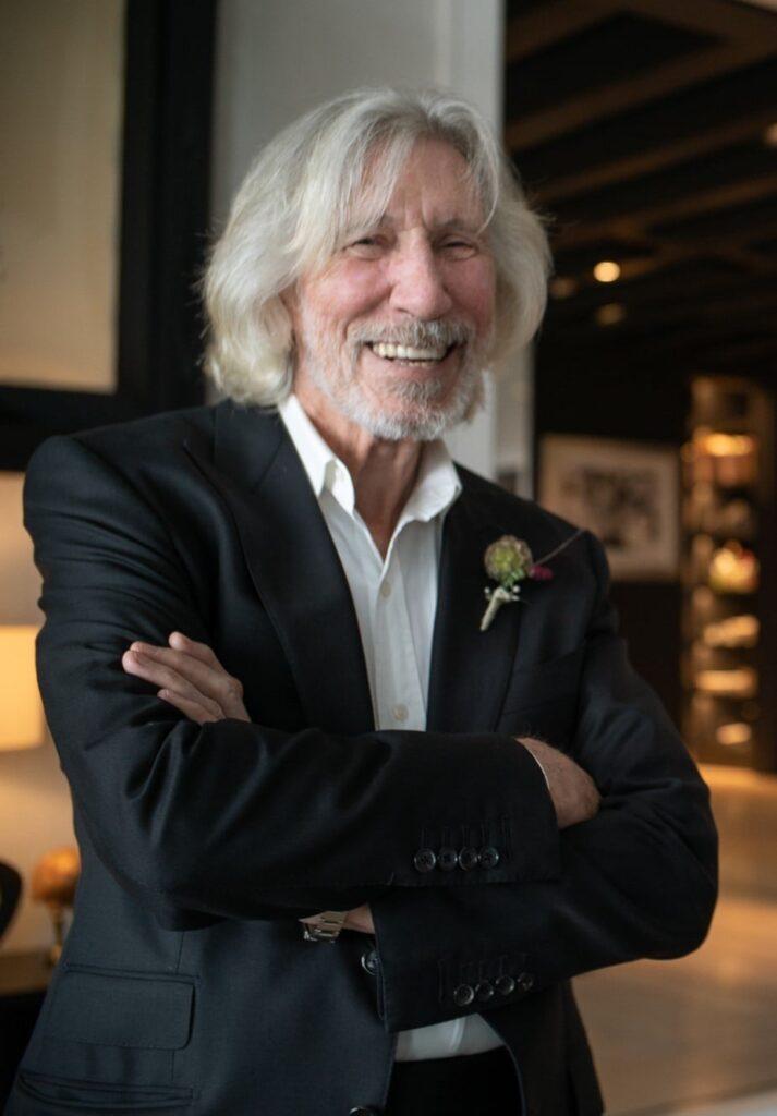 Roger Waters Wedding 2021