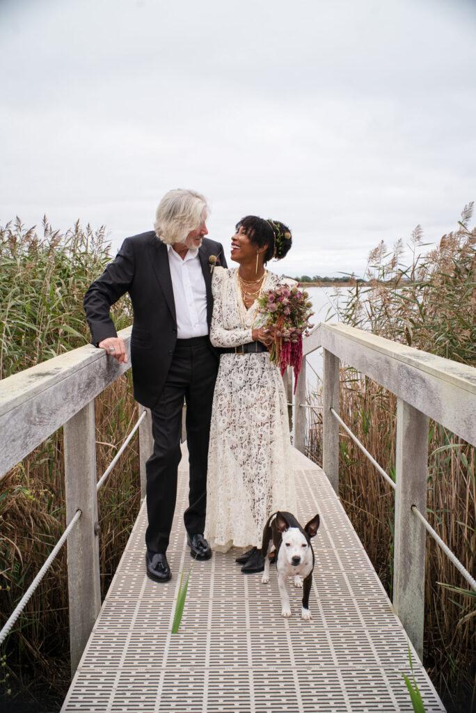Roger Waters Wedding 2021 8